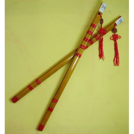 2 of Feng Shui Bamboo Flutes (Bamboo Flutes)