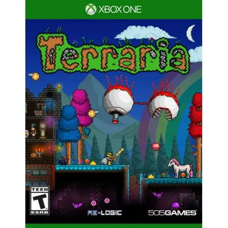 Terraria, 505 Games, XBOX One, 812872018317 - Terraria Best Accessories