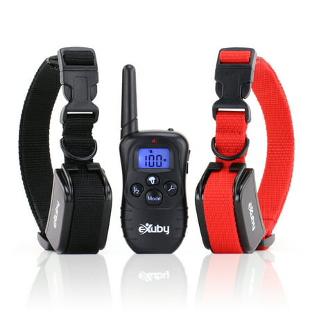 - Two Shock Collar for Small Dogs with Remote + FREE Dog Clicker Training ? 3 Mode (sound, vibration & shock) ? Save Money with Rechargeable Batteries ? Clicker + Shock Collar = Faster Results