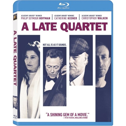A Late Quartet (Blu-ray) (Widescreen)