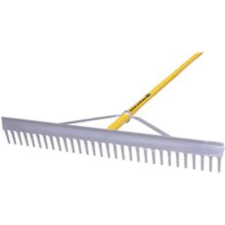 - Midwest Rake Field And Aggregate Rake 36 In. With 66 In. Handle