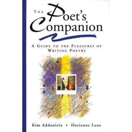 The Poet's Companion: A Guide to the Pleasures of Writing Poetry - eBook - Halloween Poetry Writing Ideas