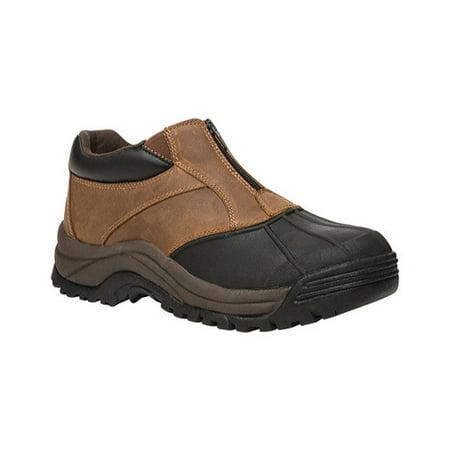Men's Propet Blizzard Waterproof Ankle Zip Boot
