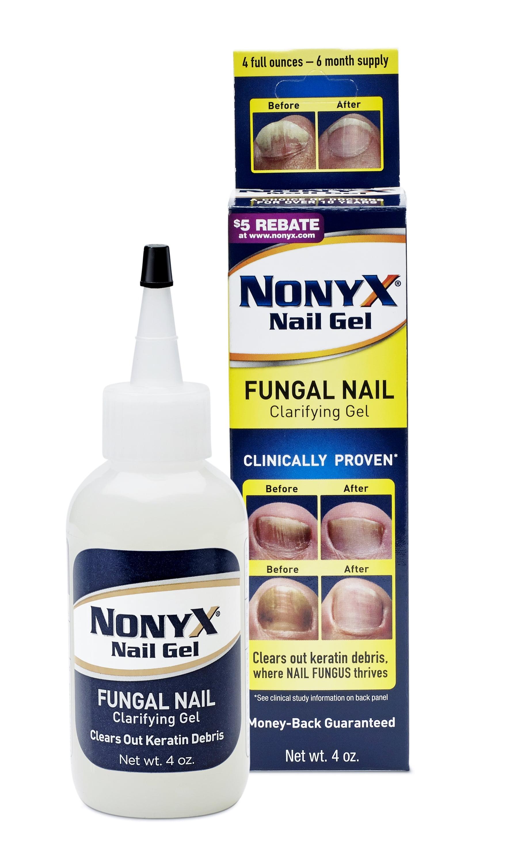 Nonyx Fungal Nail Clarifying Gel - Walmart.com