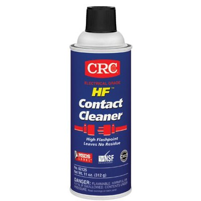HF Contact Cleaners - 02125 SEPTLS12502125
