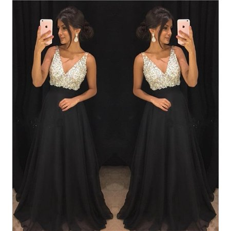 Vogue Sequin Patchwork Women V-Neck Sleeveless Elegant Maxi Dress Ladies Plus Size Floor Length Ball Gown Evening Party Long Dresses Vogue Bridal Dresses