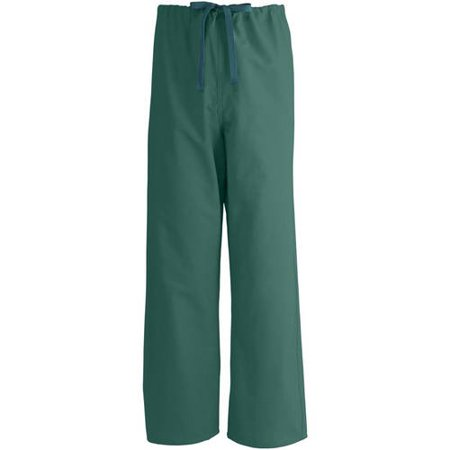 Medline Angelstat Unisex Reversible Drawstring Scrub Pant