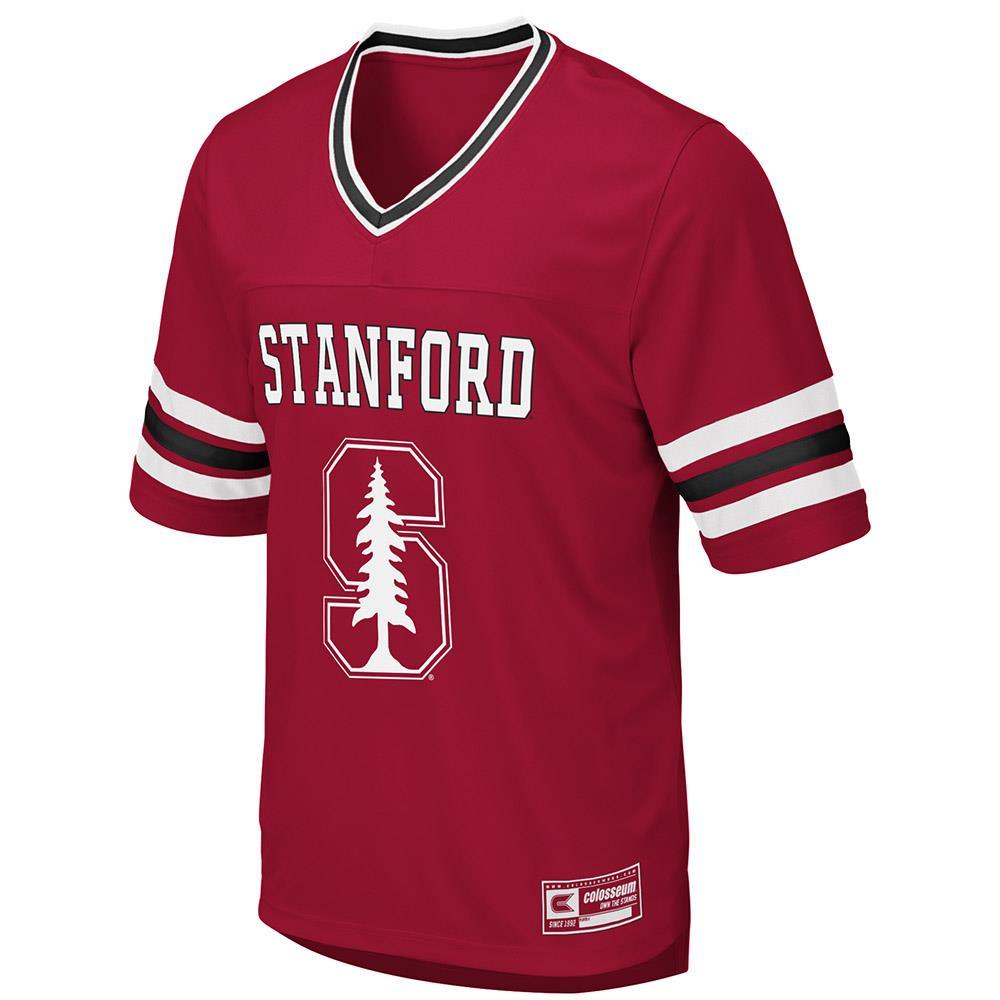Mens Stanford Cardinal Football Jersey - S