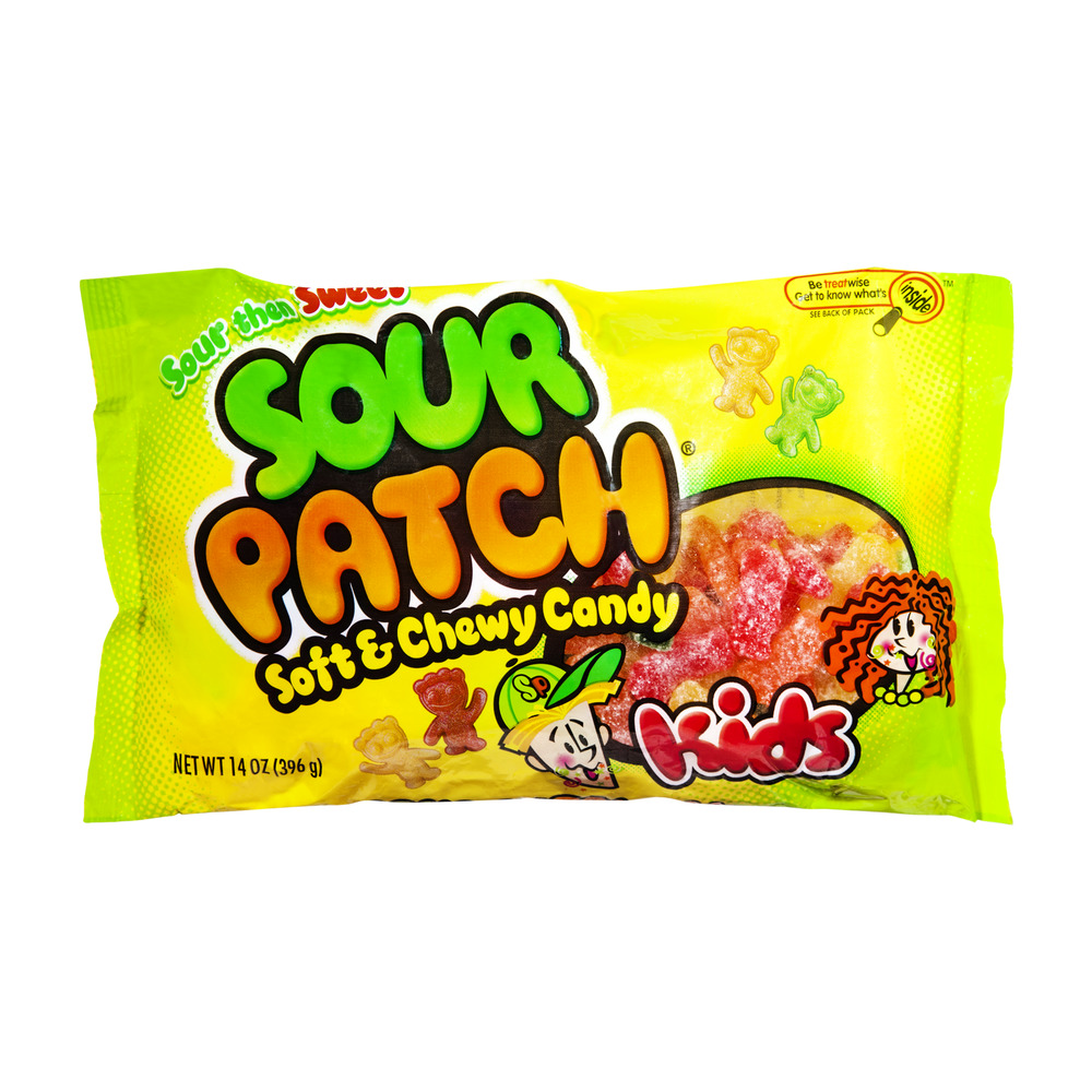 Sour Patch Kids Soft & Chewy Candy, 14.0 OZ