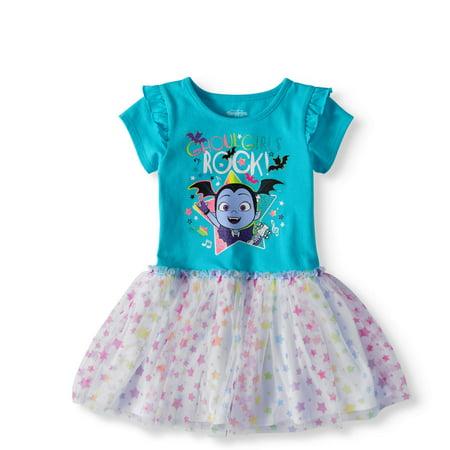 b73584274 Toddler Girl Sleeveless Tutu Dress - Walmart.com