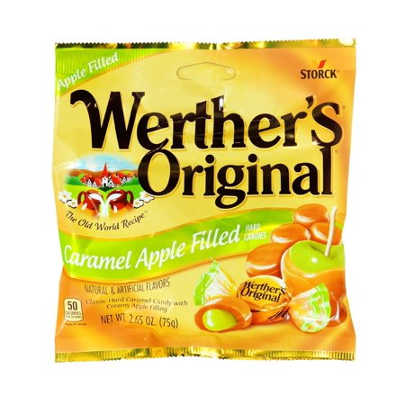 Wrth Orig Peg Crml Apple 12 2 65Oz   Pack Of 12