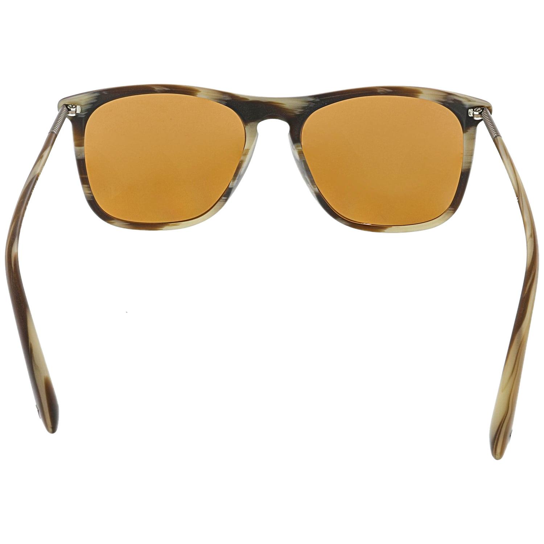d89830d149a Giorgio Armani Men s AR8076-549473-55 Brown Rectangle Sunglasses ...