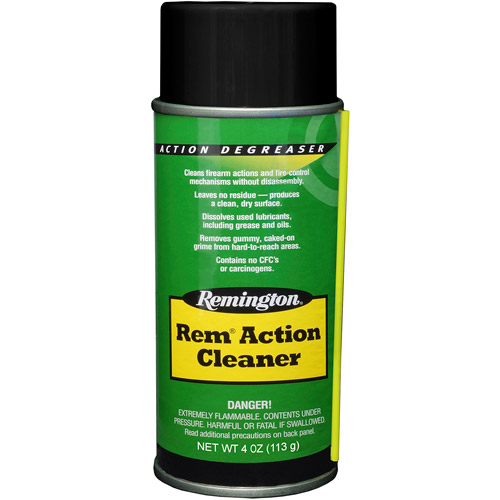 Remington Action Cleaner, 4 oz Aerosol