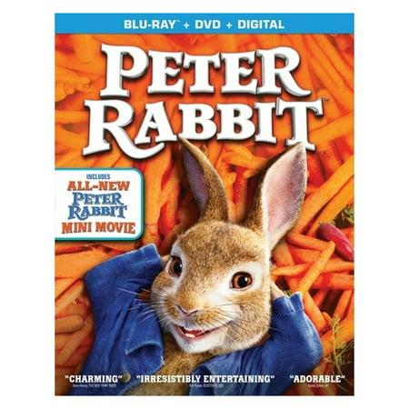 PETER RABBIT (BLU RAY/DVD W/DIGITAL) - image 1 of 1