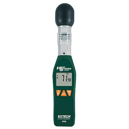 Heat Stress Meter (Extech HT30 Heat Stress WBGT (Wet Bulb Globe Temperature) Meter )
