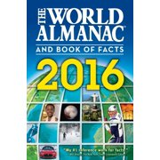 WORLD ALMANAC AND BOOK OF FACTS 2016, THE