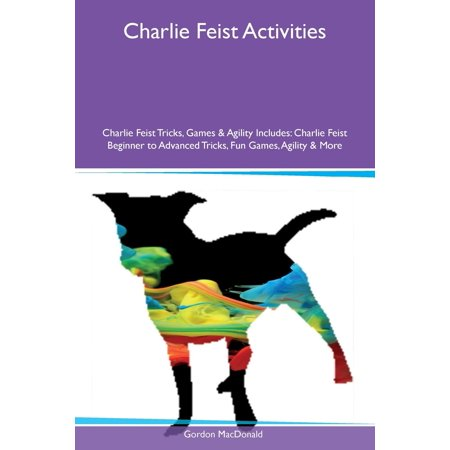 Charlie Feist Activities Charlie Feist Tricks, Games & Agility Includes - Good Luck Charlie Halloween Games
