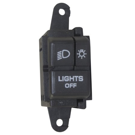 Headlight Headlamp Dimmer Control Switch Replacement for Jeep Wrangler 56003119