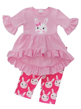 Toddler Girls Easter 2 Piece Boutique Outfit So Sydney