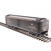 """Broadway Limited 1854 HO General American Railway Express 53'6"""" Express Reefer"""