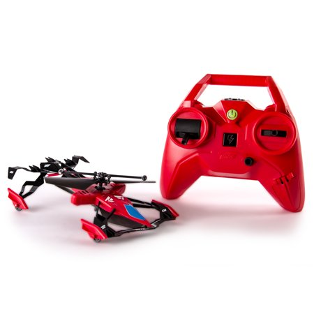 Air Hogs, Switchblade Ground and Air Race RC Heli -