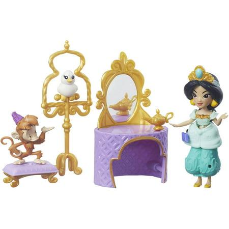 Disney Princess Little Kingdom Jasmine's Golden Vanity Set