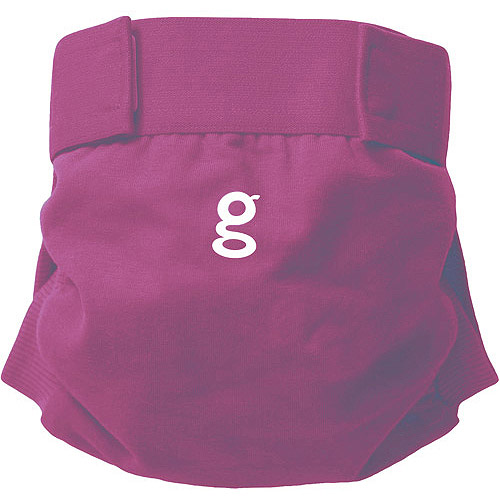gDiapers gPants - Groovy Grape (Choose Your Size)