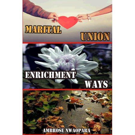 Marital Union Enrichment Ways - eBook (Enrichment Book)