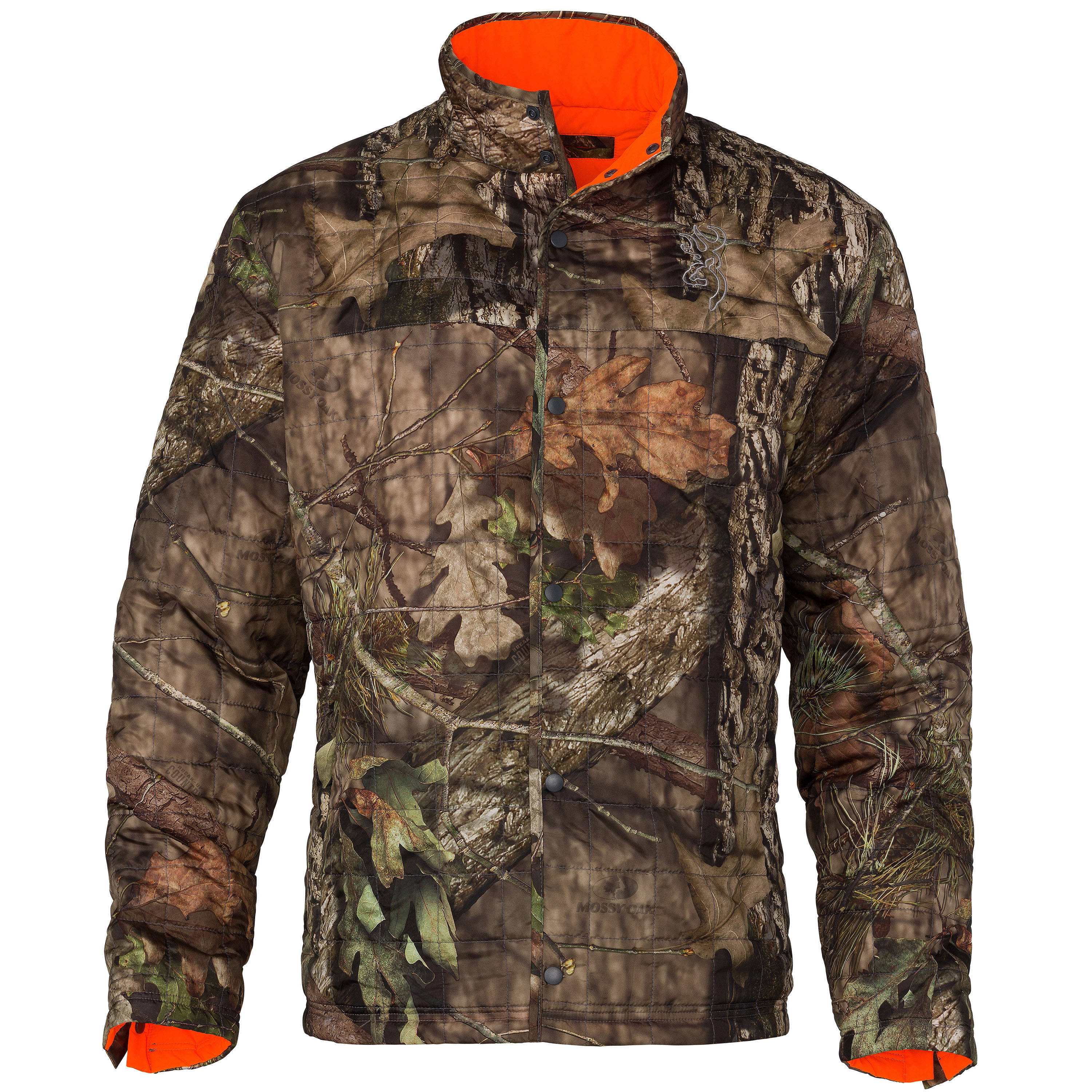 Browning Quick Change-WD Insulated Jacket Mossy Oak Break-Up Country Blaze, X-Large by Browning