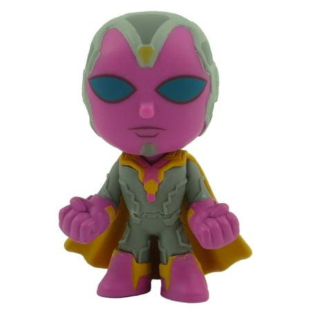 Funko Mystery Minis Vinyl Bobble Figure - Avengers Age of Ultron - VISION (2.5 inch)