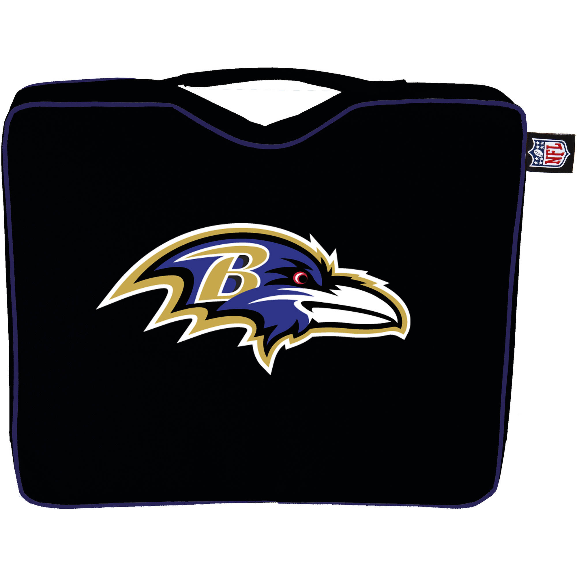 Rawlings NFL Bleacher Cushion Baltimore Ravens