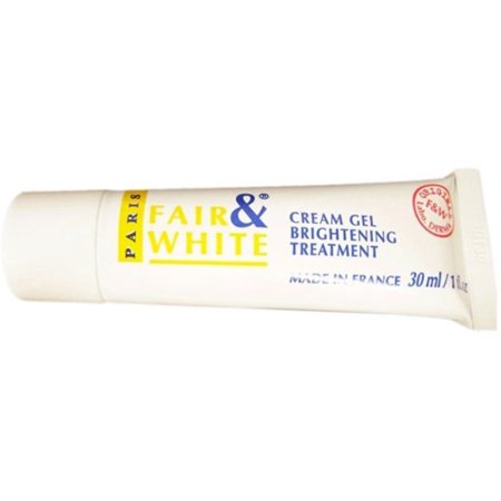 Fair and White Whitening Gel Creme, 1 oz
