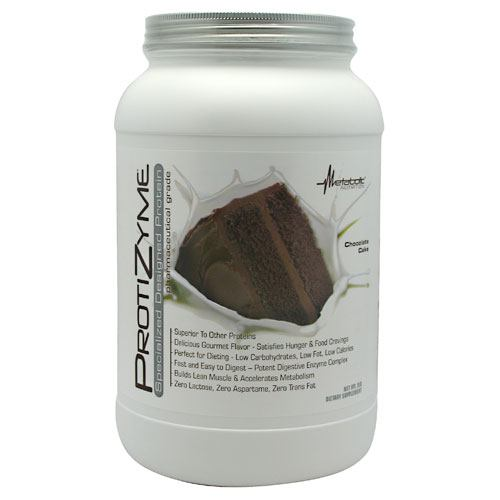 Metabolic Nutrition Protizyme - Chocolate Cake - 2 lb - (...