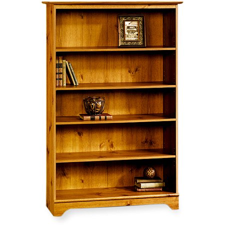O Sullivan Falls Village 5 Shelf Bookcase Ed Pine
