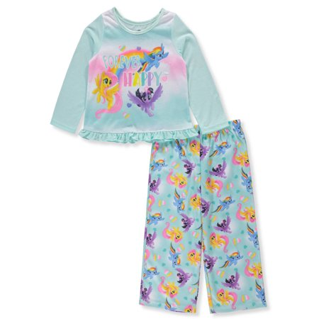 My Little Pony Girls' 2-Piece - My Little Pony Adult Pajamas