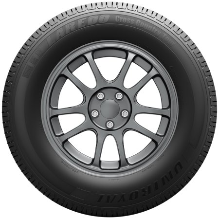 Uniroyal Laredo Cross Country Tour Highway Tire 245/65R17 (Telemark Cross Country)