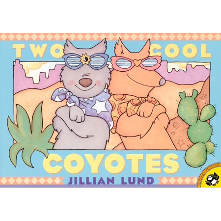 Two Cool Coyotes (Two Cocottes)