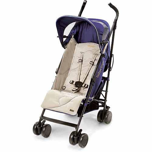 Baby Cargo 200 Series Lightweight Umbrella Stroller (Ocean Sky) by Baby Cargo