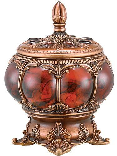 "Ore International Inc. 11.5"" Jewelry Box"