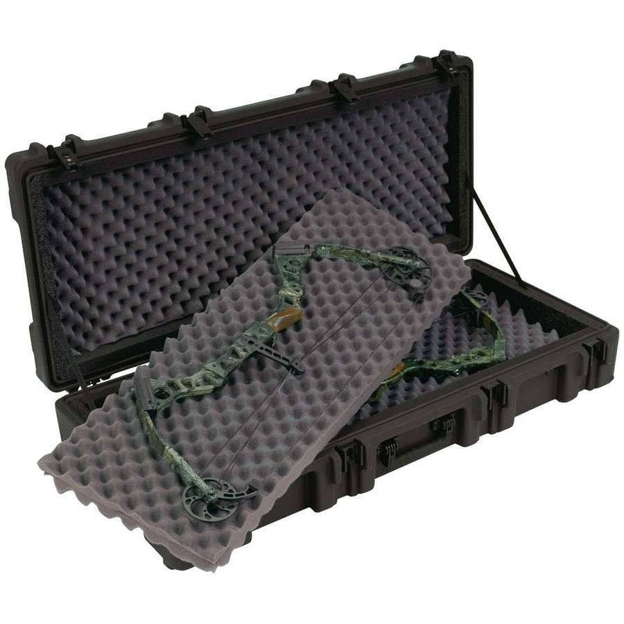 SKB Roto Military Double Bow Case, Black