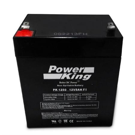 12V 4.0/4.5Ah/5Ah Deep Cycle Battery