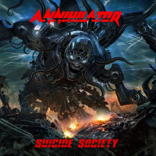 Annihilator - Suicide Society [CD]