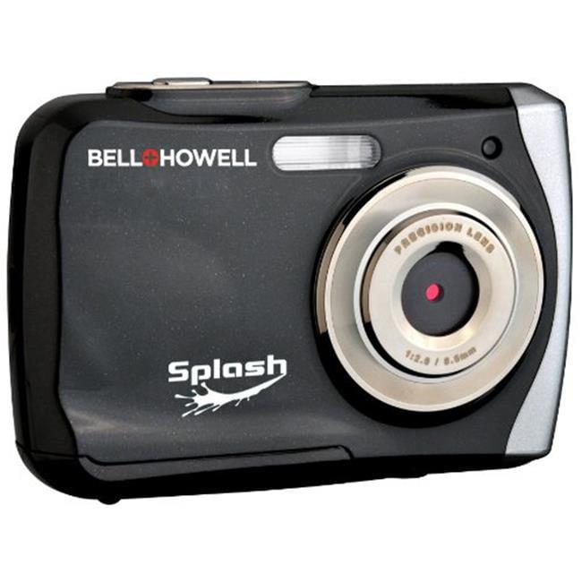 Bell+howell WP7-BL 12.0 Megapixel Wp7 Splash Underwater Digital Camera -blue