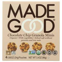 Granola & Protein Bars: Made Good Granola Minis