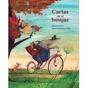 Cartas En El Bosque (Hardcover)