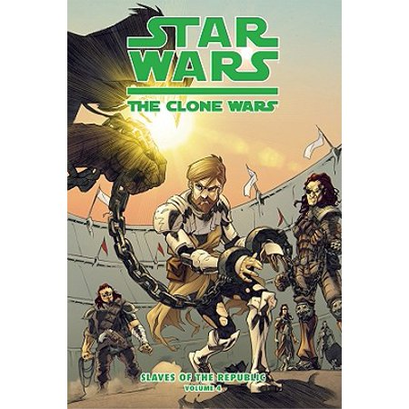 Star Wars the Clone Wars: Slaves of the Republic, Volume 4 : Auction of a Million (So So Def Bass Allstars Vol 1)