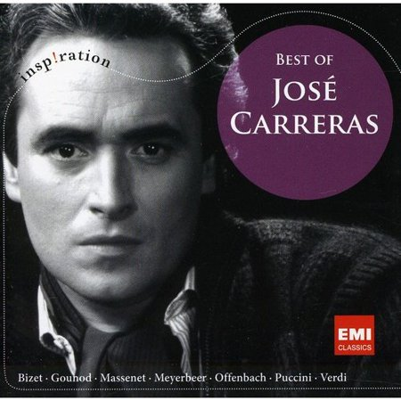 Best Of Jose Carreras (Best Of Asia Carrera)