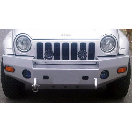 Pleasant Jeep Liberty Kj Kk Wincher Metal Bumper Piaa 520 Auxiliary Fog Lamp Wiring Cloud Pimpapsuggs Outletorg