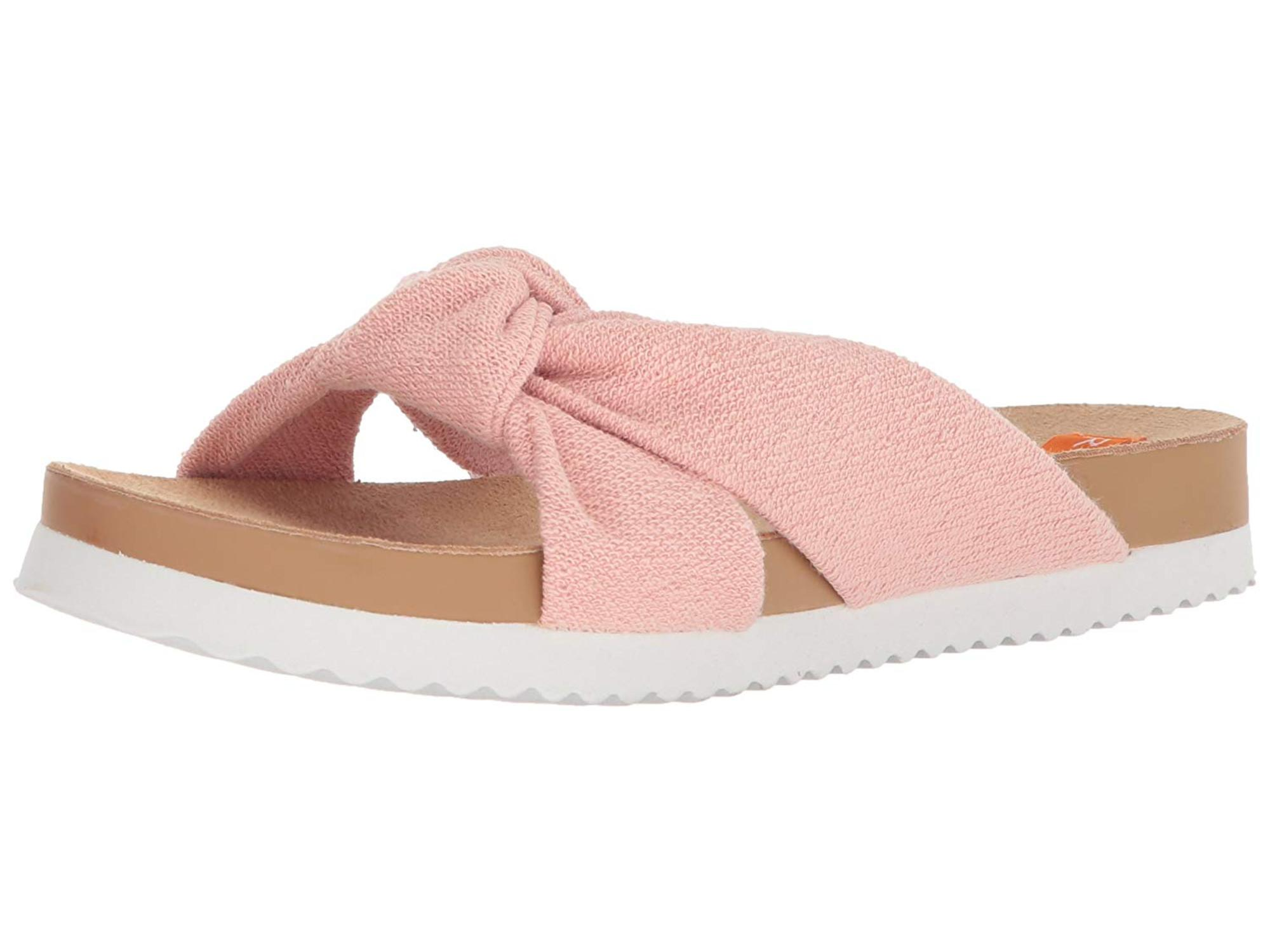 4bee7991f1f Rocket Dog Women s Loving Cloud 9 Cotton Slide Sandal