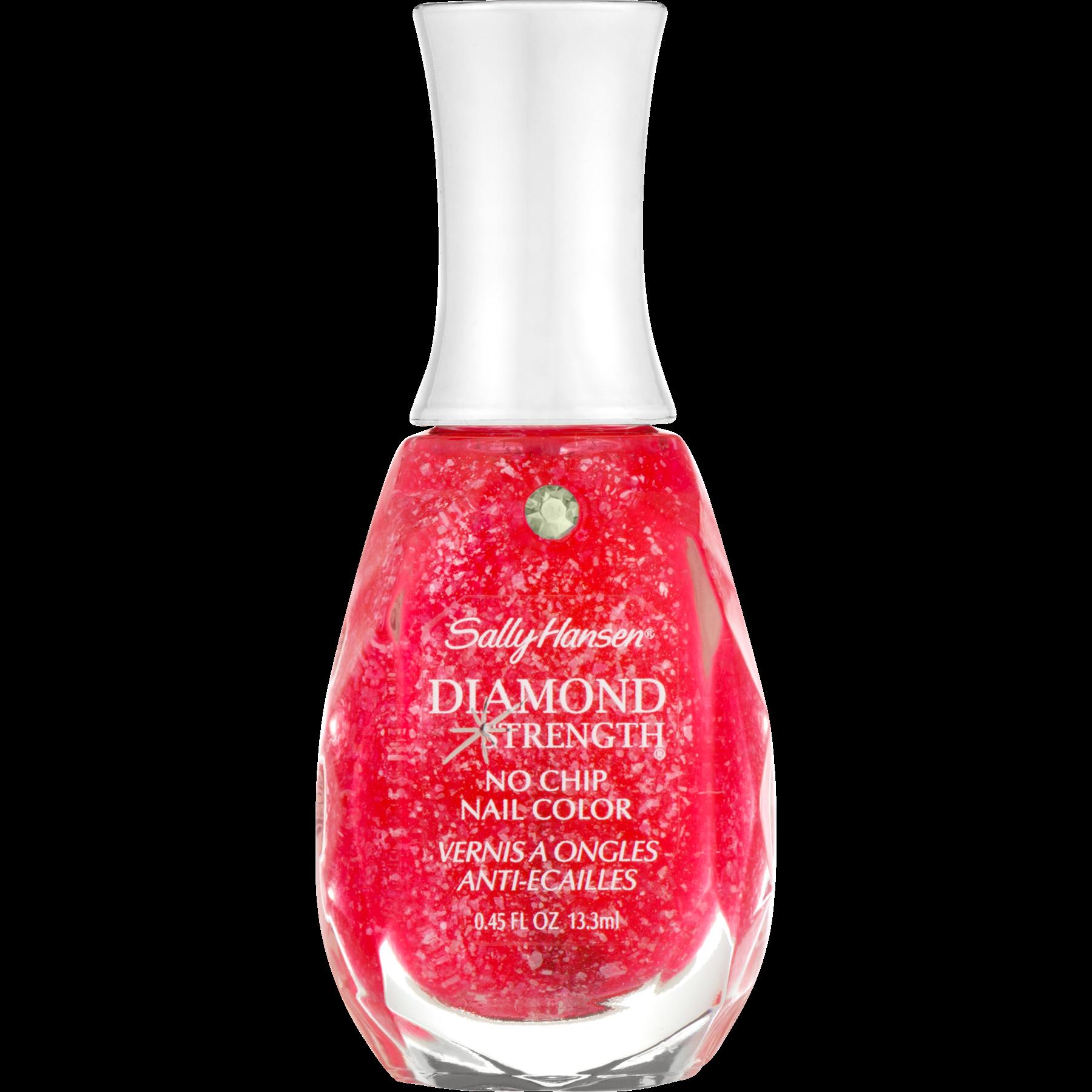 Sally Hansen Diamond Strength No Chip Nail Color, 0.45 fl oz ...